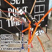 OLYMPIA BAMBOO COMPETITION  ARCHERY SET