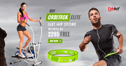 Buy Orbitrek Elite Get Hip Store Worth Rs.2295 Free