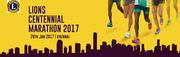 LIONS CENTENNIAL MARATHON 2017-Chennai