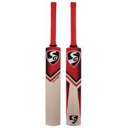 SG Max Cover Kashmir Willow Cricket Bat - sabkifitness.com